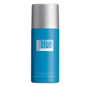Deodorant Spray Individual Blue